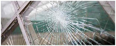 Stirling Smashed Glass